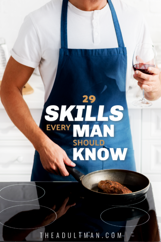 Skills Every Man Should Know 1