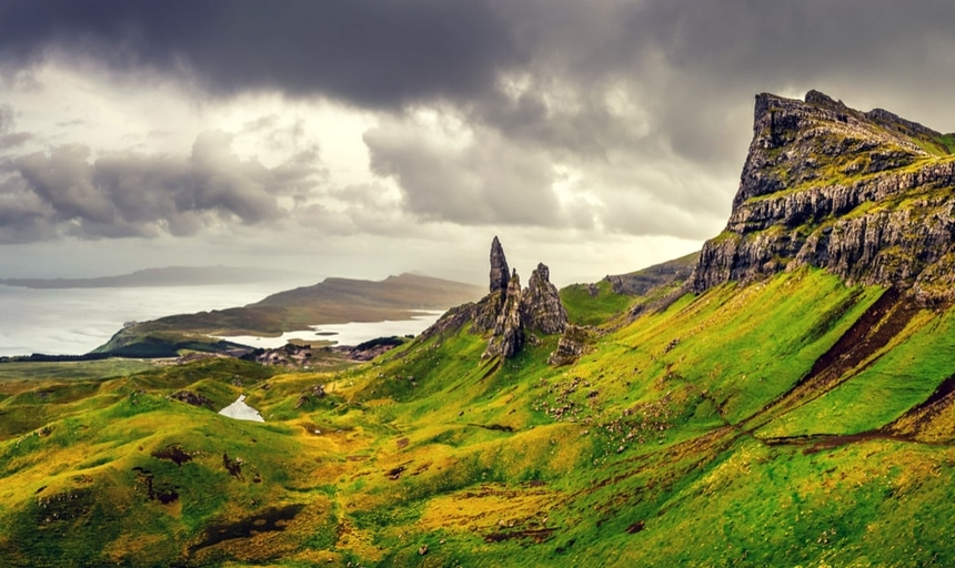 The Hebrides, Scotland