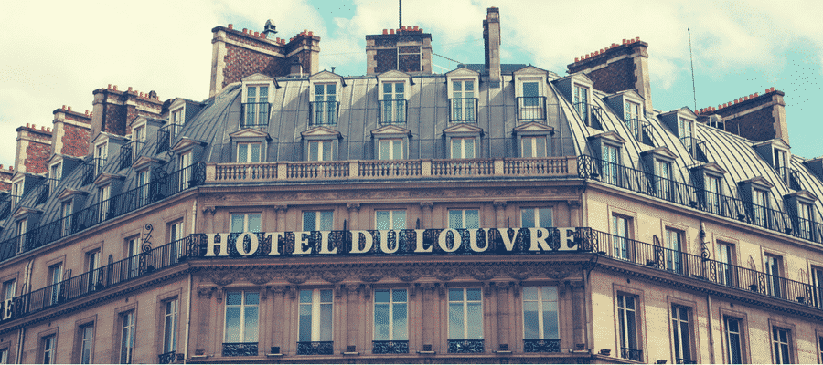 Hotel Du Louvre, France Hotel Luxury