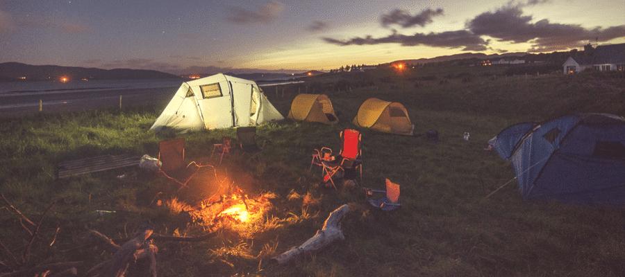 Set Up a Campsite