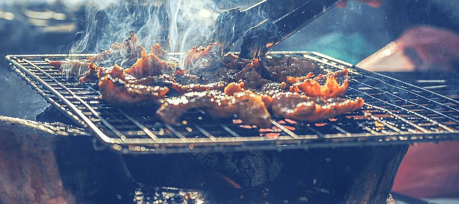 Use a Barbecue