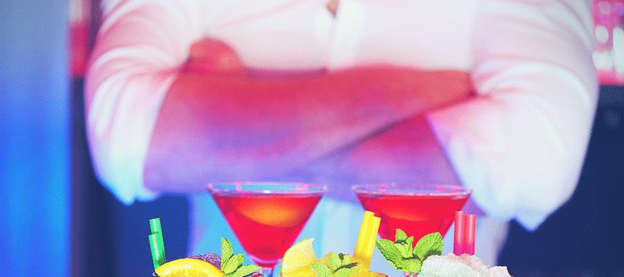 Get Service at a Bar