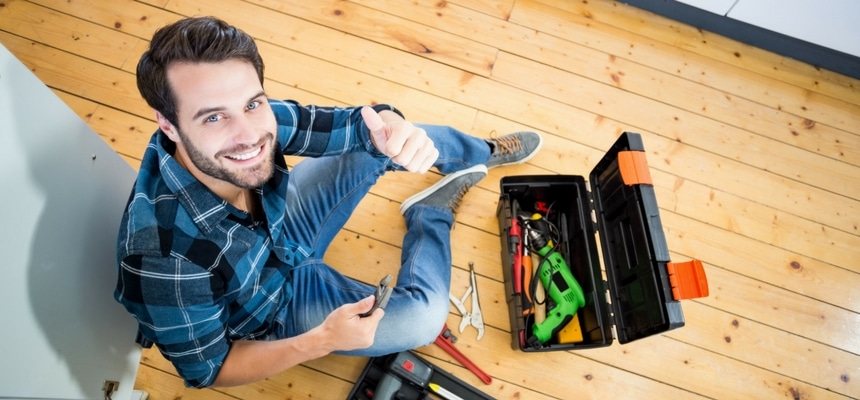 Basic household repairs