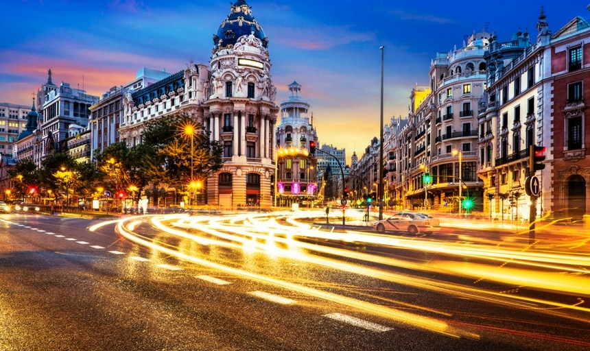 31. Madrid, Spain