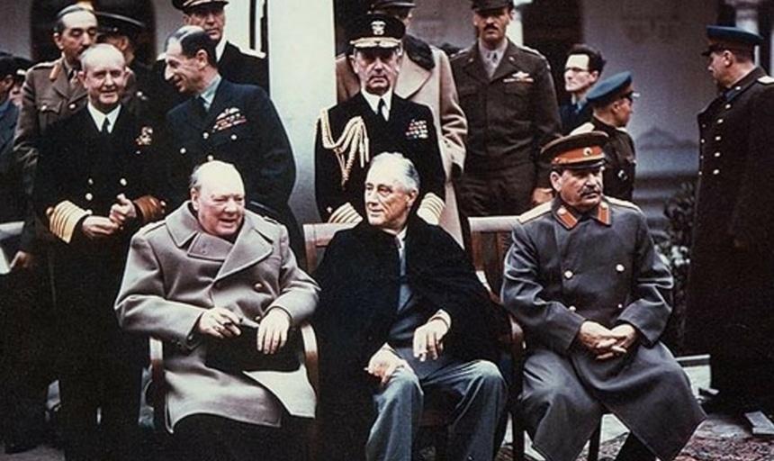 Churchill and Stalin's Boozy Partnership