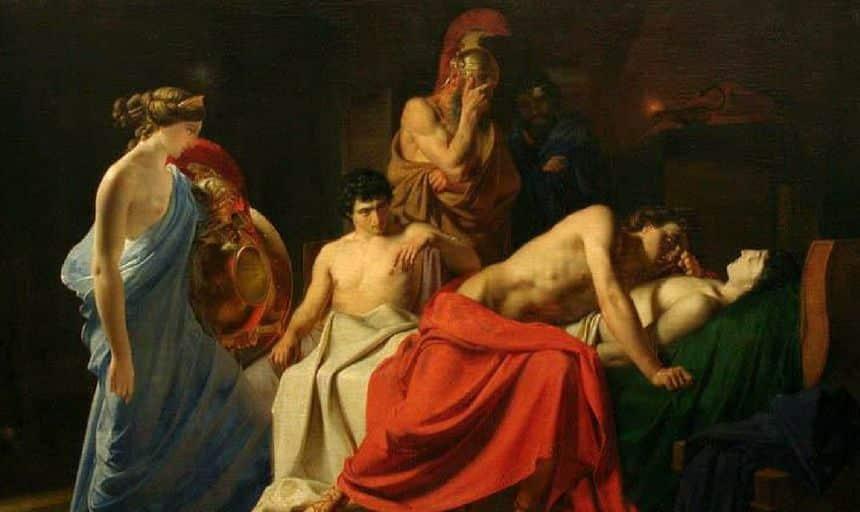 Achilles and Patroclus