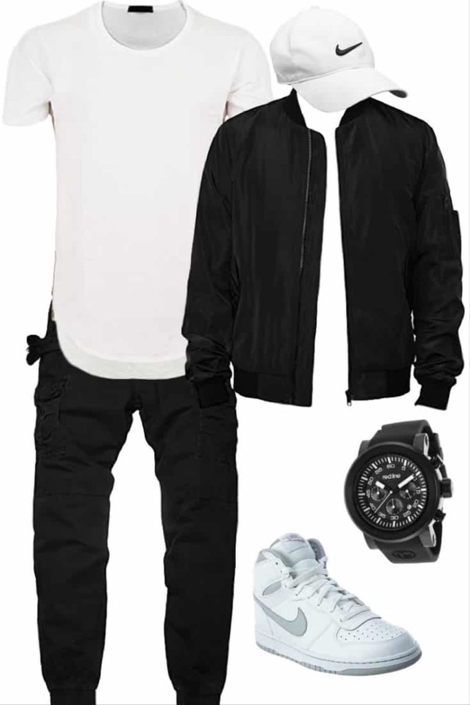 Men's Sunday Morning Outfit