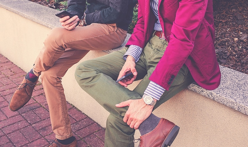 Men's preppy brands