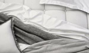 DreamCloud mattress closeup