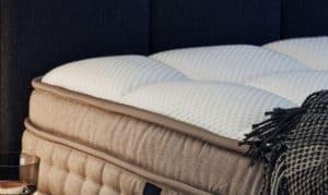 DreamCloud mattress - closeup view