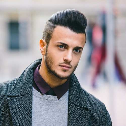 The Best Men S Haircut For Your Face Shape What Hairstyle Suits Me