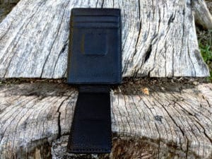 Kinzd Money Clip - Front Open