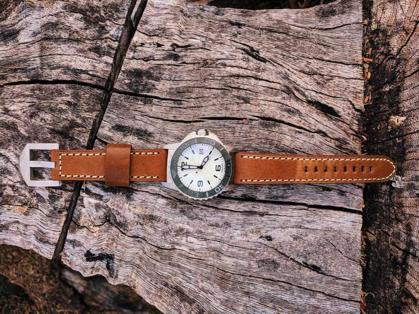 UNDONE Aqua 1960 Watch Horizontal