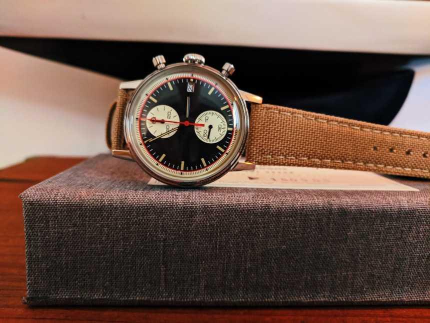 UNDONE Custom Urban Vintage Watch
