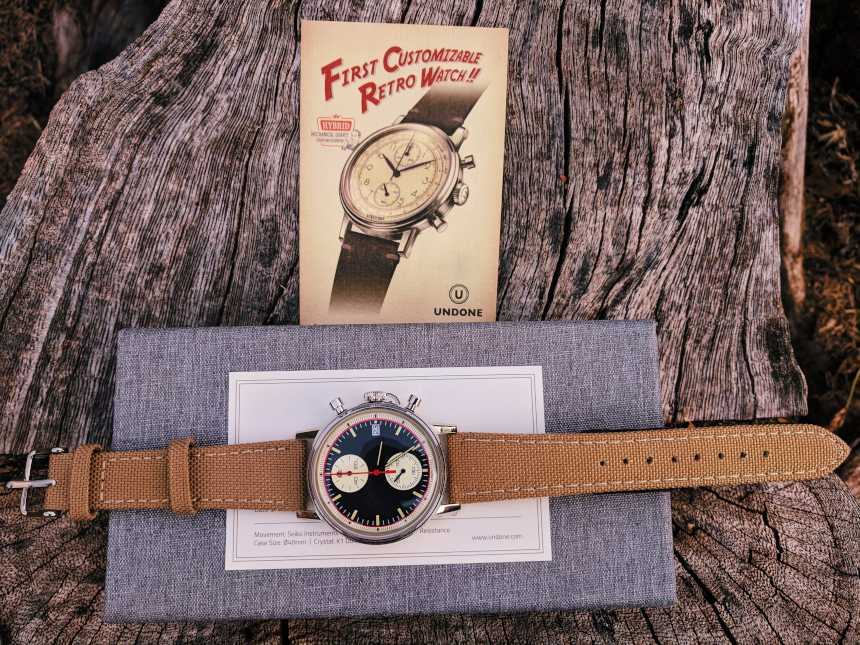 UNDONE Custom Urban Vintage Watch 7