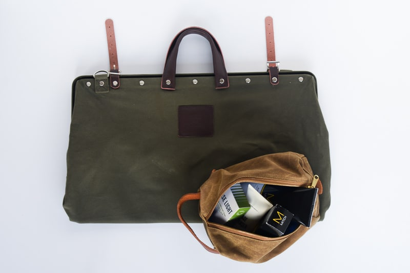 Weekender with Refresh from Bespoke Post