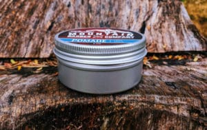 Rocky Mountain Barber Company Pomade Side