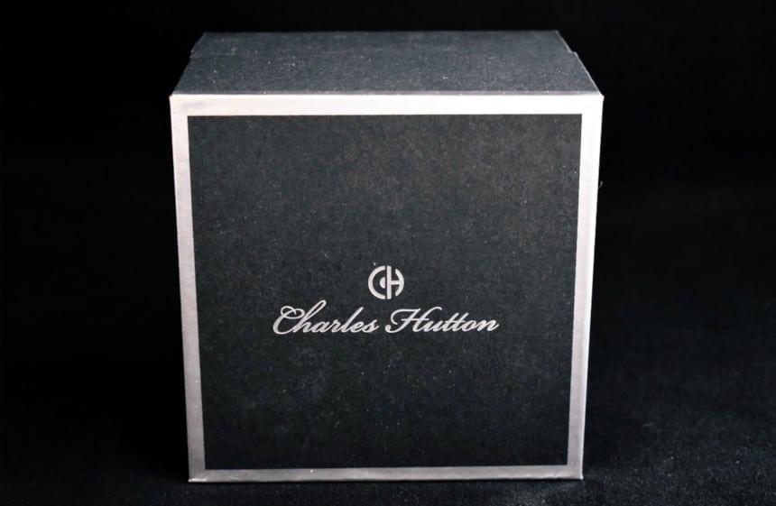 Charles Hutton Box black background
