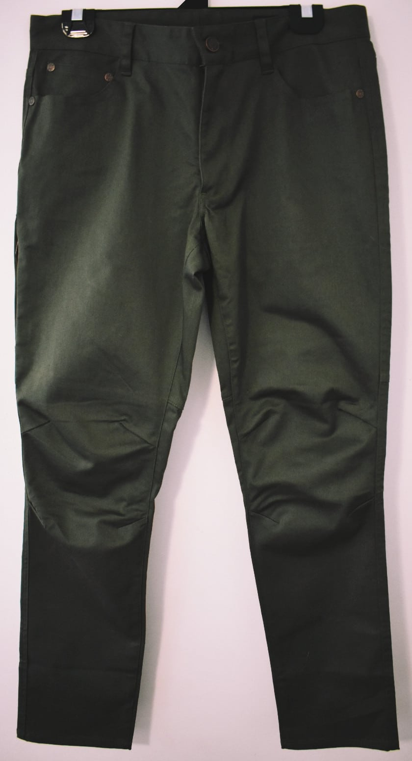 United By Blue Cartwright Pant in Olive