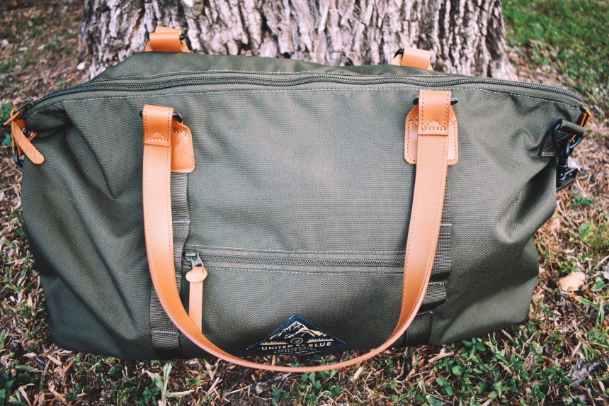 United By Blue Trail Weekender Outside Full