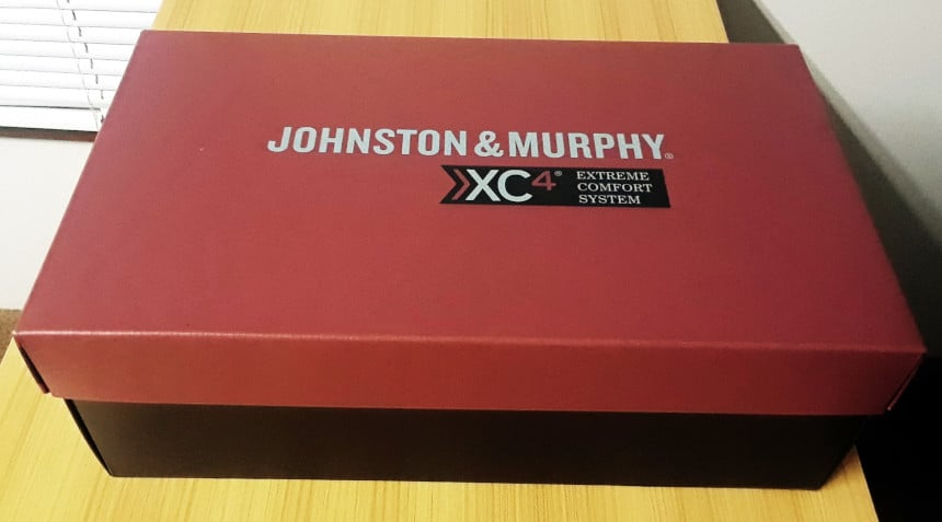 Johnston And Murphy Box