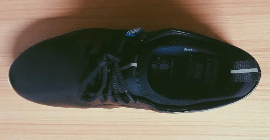 Johnston And Murphy XC4 Prentiss Plain Toe Shoe Top Down