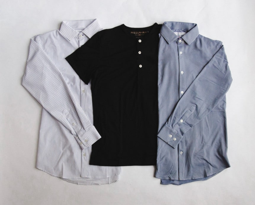 Mizzen+Main Review: Performance Menswear Done Differently