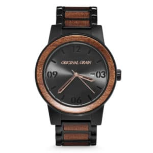 Original Grain Barrel Sapele Black