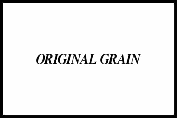 Original Grain Discount Code