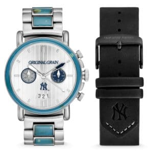 Original Grain MLB Yankees Home Chrono