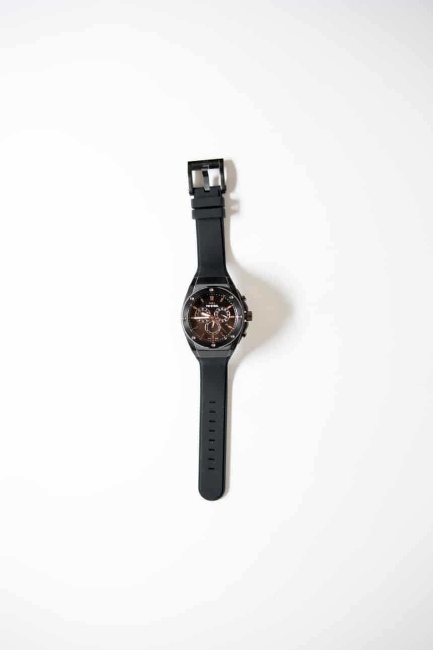 TW Steel CEO Tech watch front facing on white background a1 2