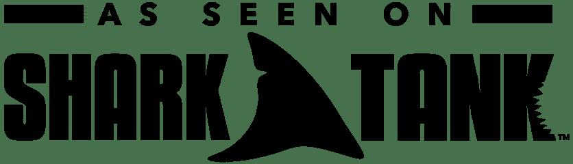 As seen on Shark Tank logo_black