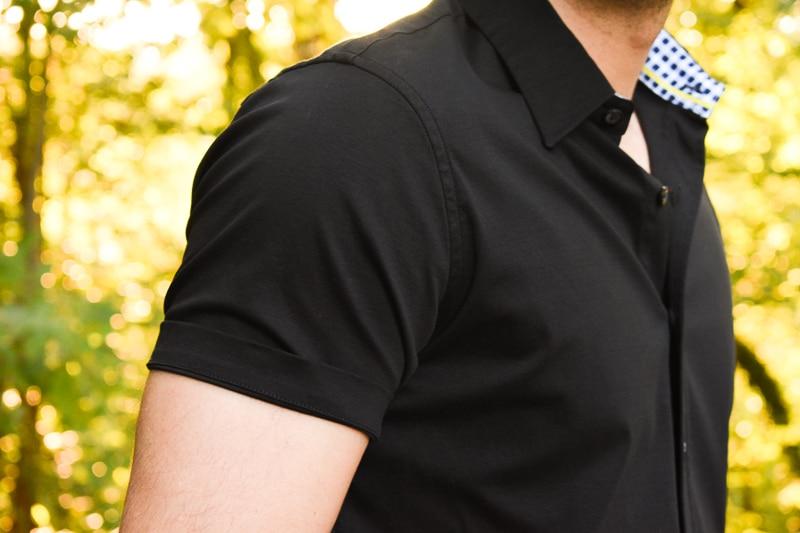 Black Diamond Closeup Sleeve