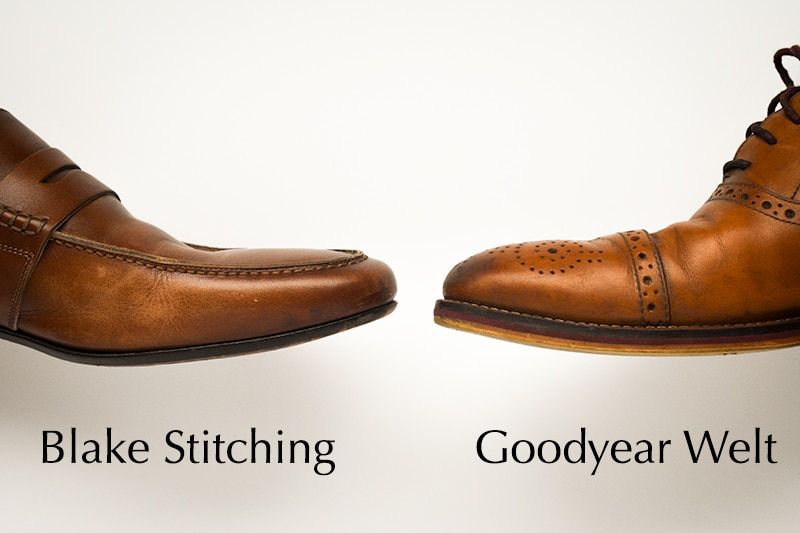 Blake stitch vs goodyear welt