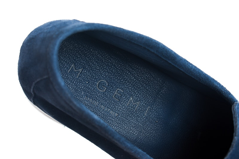 Top Down Closeup MGemi Sacca Insole
