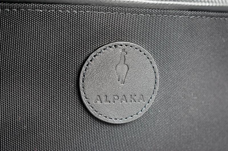 alpaka sewn logo