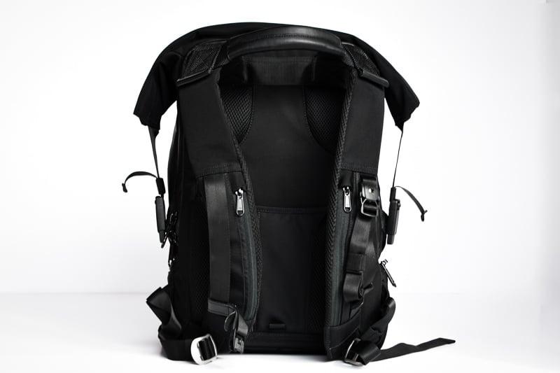 shift pack backside