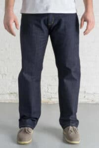 Dearborn Relaxed Fit Dark Wash Product Shot