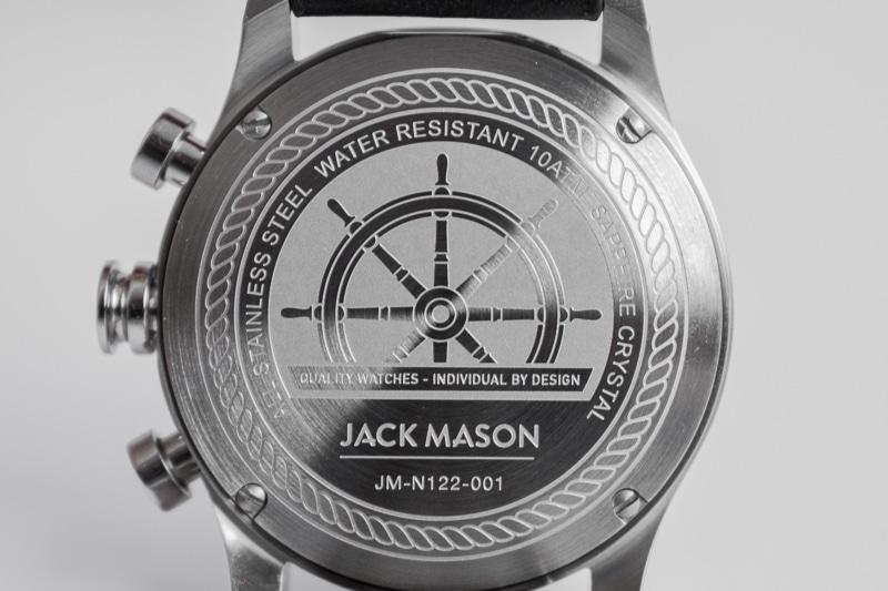 jack mason nautical line caseback