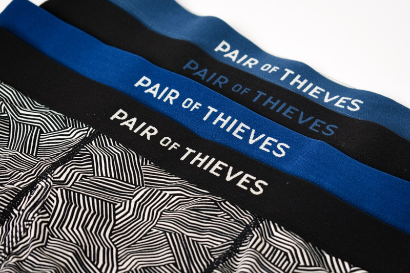 pair of thieves underwear lineup mega soft and cool breeze