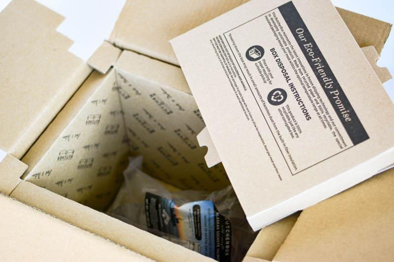 butcherbox eco friendly shipping