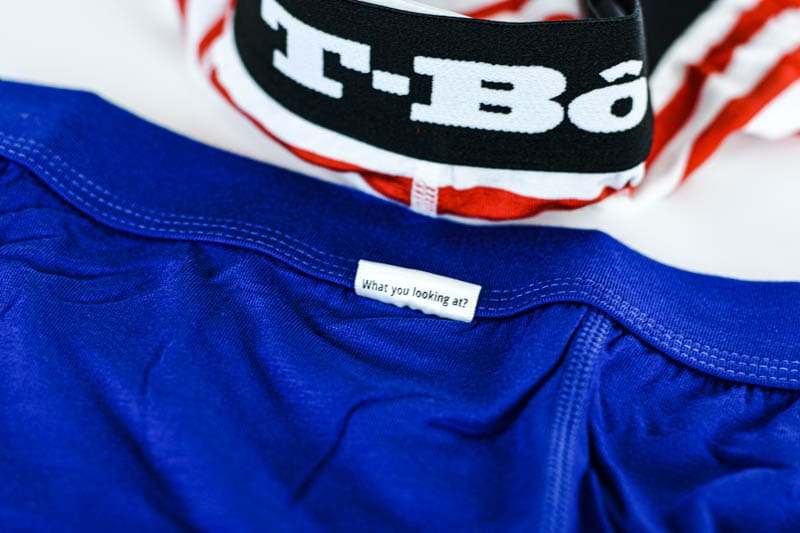 hidden branding tag