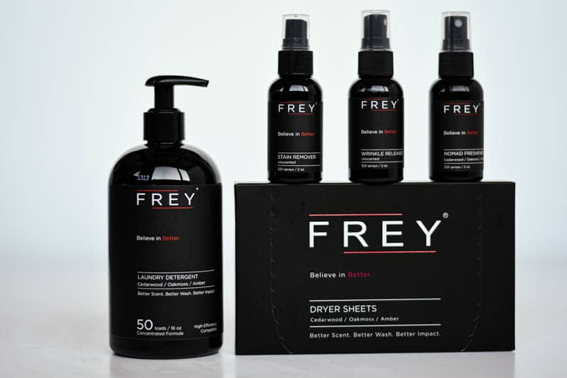 total laundry package from frey