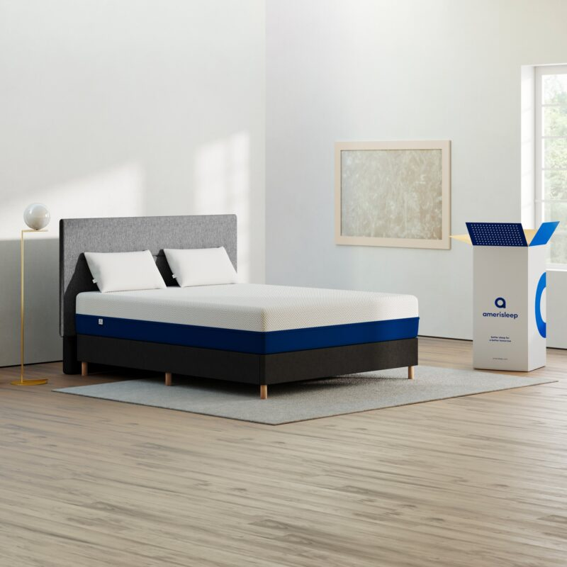 Amerisleep AS3 mattress lifestyle