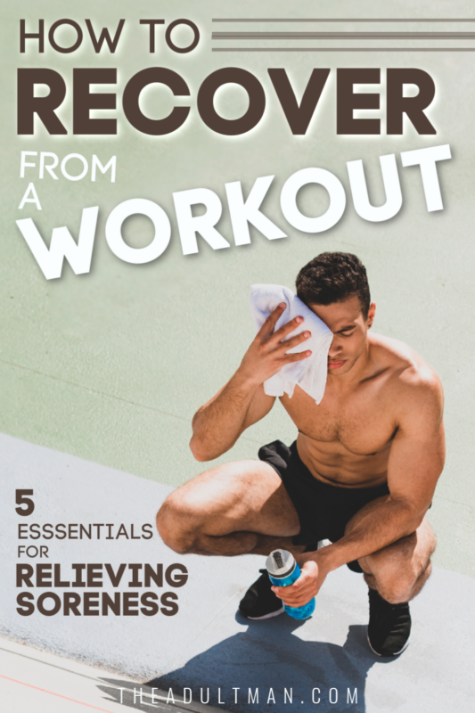 How to Recover from a Workout