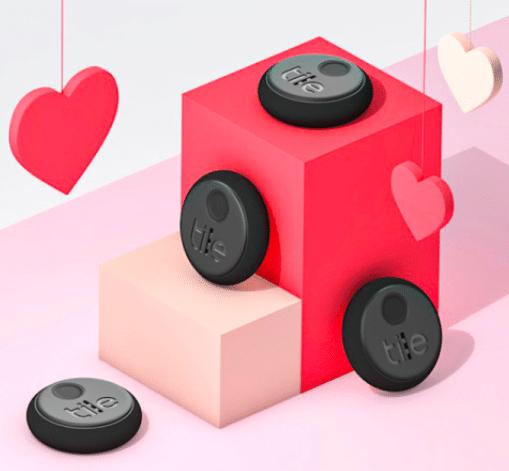Tile app tile keyfinder valentines day deal