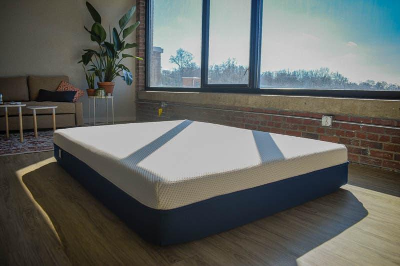 amerisleep mattress with window
