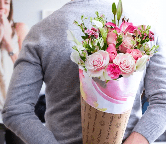 flower subscription for valentines day Enjoy Flowers