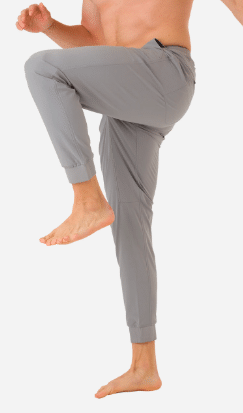 peak lifestyle joggers grey TRUWEAR