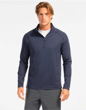 rhone quarter zip pullover